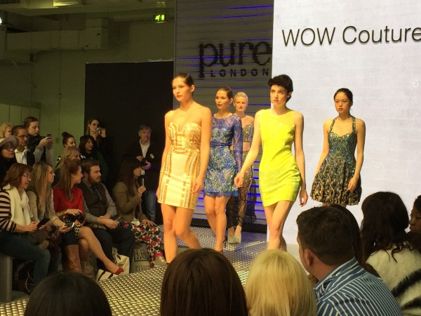 Wow Couture at Pure London